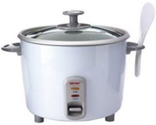 Aroma Arc 730G 20 Cup Cooked Rice Cooker Food Steamer