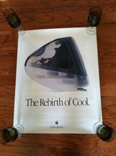 Apple Computer Super Rare Imac DV Special Edition Graphite Poster