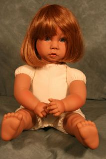 APPLE VALLEY PAT SECRIST 21 DOLL OOPS 1994 Hand Signed Bunny Britches