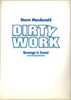 Dirty Work Press Kit Artie Lange from Howard Stern Show