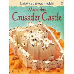 This Crusader Castle (Usborne Cut out Models)   Ashman, Iain New Item
