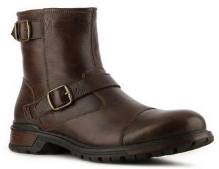 New Aston Grey Hampton Boot Mens All Sizes Brown $205