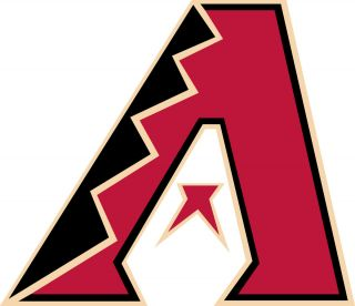 Arizona Diamondbacks Logo Window Wall Sticker Vinyl Car Decal Any