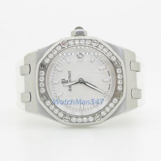 Audemars Piguet Royal Oak Lady Quartz Watch