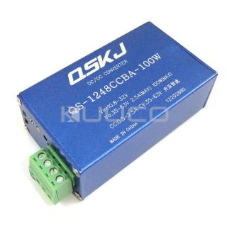 Car Battery Charger LED Driver Power Supply DC Boost Converter