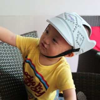 Fashion Style Baby Infant Toddler Protective Safety Cap Hat Headguard