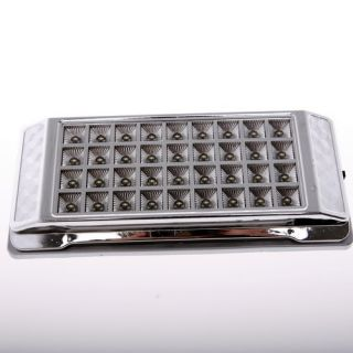White Car Auto 36 LED Interior Light Bulb Dome Roof Ceiling Lamp with