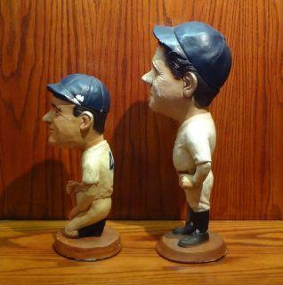 Original Esco Statue Babe Ruth Lou Gehrig Yankees