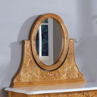 KOK Oak Vanity Mirror A4808