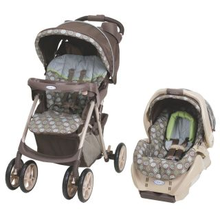 Baby Infant Car Seat And Stroller Combo Travel Easy System Safety Gear