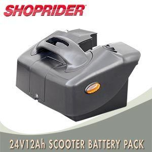 Shoprider Replacement Battery Pack Scooter Wheel Chair Power Cooper