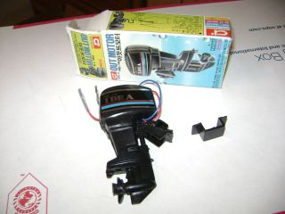 Outboard Boat Motor Battery Operated New