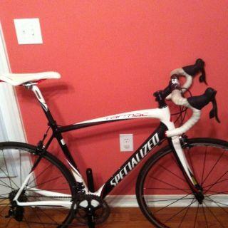 Specialized Tarmac Comp Carbon SRAM Rival Road Bike 56cm 2010