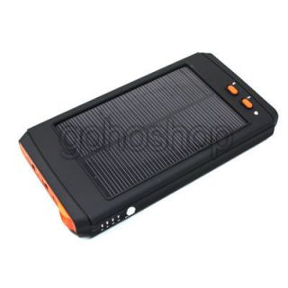 16000mAh Solar Battery Charger Panel for Laptop Phone