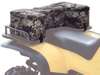 ATV Logic ATV Deluxe Padded Rear Pack Black Atvdb B
