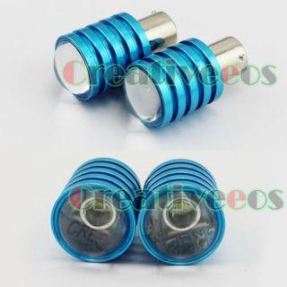 2pcs 1156 BA15S CREE Q5 High Power 7W LED Reverse Light