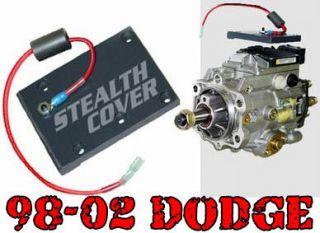BD Diesel Stealth Cover   Dodge Ram 2500 3500 Cummins 5.9L 5.9 Diesel