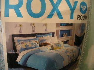 Roxy Beach Break 7 Piece Twin XL Comforter Set New First Quality Dorm