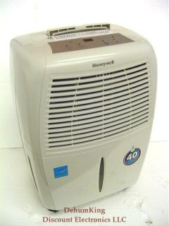 249 Honeywell 40 PT Basement Dehumidifier Save $$$