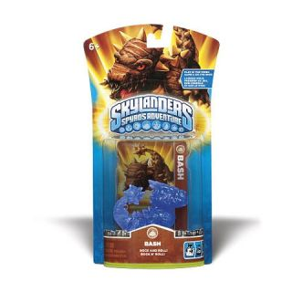 Exclusive Blue Bash Toy Skylanders Game Figure Spyros Adventure