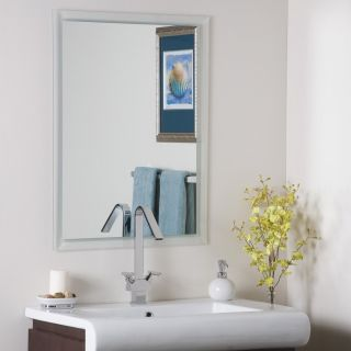 Frameless Etch Edge Wall Mirror Hall Bathroom Designer