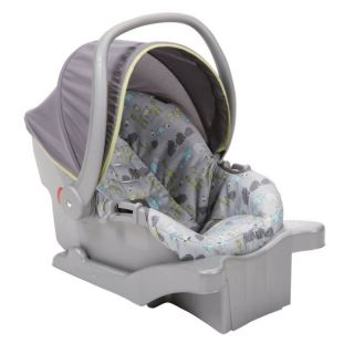 Cosco Comfy Carry Infant Baby Car Seat Jungle Parade IC021BNQ