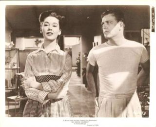 Barbara Rush Pat Hingle No Down Payment Orig 1957