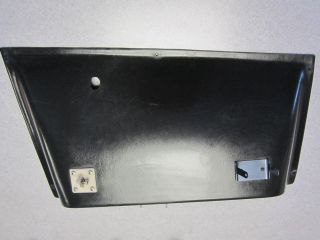 1988 Bayliner Capri Boat Upper Dash Panel Cover