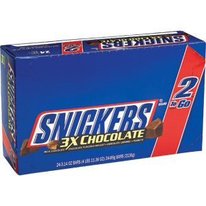 Snickers Triple Chocolate King Size 24 Bars