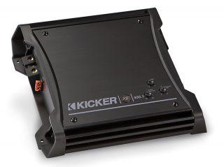 11ZX400 1 Car Audio ZX Series Class D Mono 400W Sub Amplifier