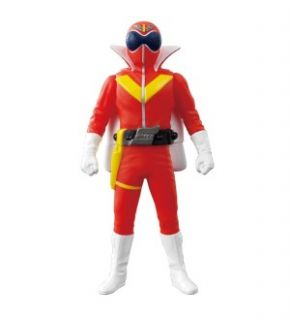 Power Rangers Goranger aka Ranger Soft Vinyl Figure New