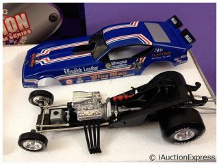 Action ★ Raymond Beadle Blue Max 1979 Plymouth Arrow Funny Car