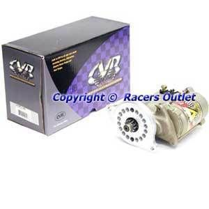 CVR Gear Reduction Mini Starter bb Ford 351M 400 429 460 Big Block