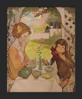 beauty and the beast jessie willcox smith c 1930 this large and