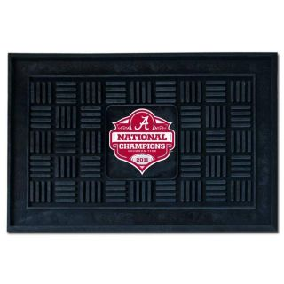 Alabama Crimson Tide 2011 BCS National Champions 19x30 Heavy Duty