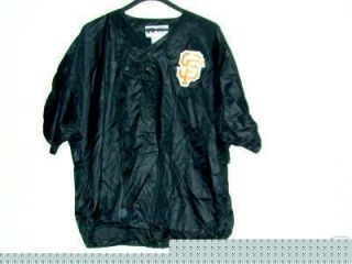 MLB San Francisco Giants Batting Practice Jacket XX LG