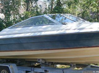 Bayliner Capri Windshield Complete Fits Earlier Model 1950