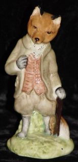Beatrix Potter Mr Tod Beswick Figurine BP 6A