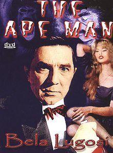 The Ape Man Brand New SEALED DVD Bela Lugosi 1943 Horror Classic