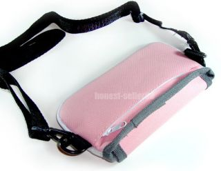 Pink Carry Soft Case Bag for Nintendo DS Lite NDS Game