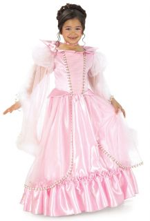 Sleeping Beauty Costume  Kids Size Medium  Princess Fairytale Dress