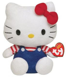 new ty beanie baby hello kitty usa