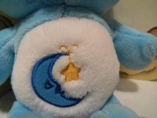 Care bear Bedtime bear TV Character plush 12 bears toys 2002