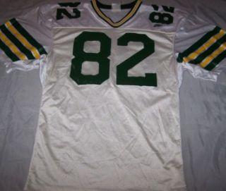 Don Beebe Jersey Medium Green Bay Packers NFL Football Vintage 82