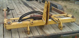 Round Bale Unroller Cylinder Hoses Included Use on 4 5 6 ft Rolls of