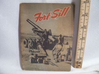 BELL TELEPHONE CO . FORT SILL ARMY/NAVY MILITARY PHONE RATE