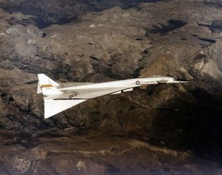 XB 70 Valkyrie Bomber Aviation Test Pilot Autograph Al White Joe