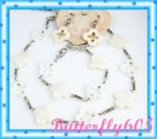 Brighton FIORE BELLI Bracelet Necklace Earrings Set NWT Pouch