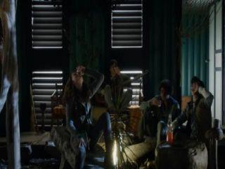 TERRA NOVA SKYE ALLISON MILLER SCREEN WORN SHIRT & PANTS EP 103