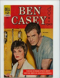 Ben Casey 6 VF Slobodian Pedigree 1963 TV Show Edwards